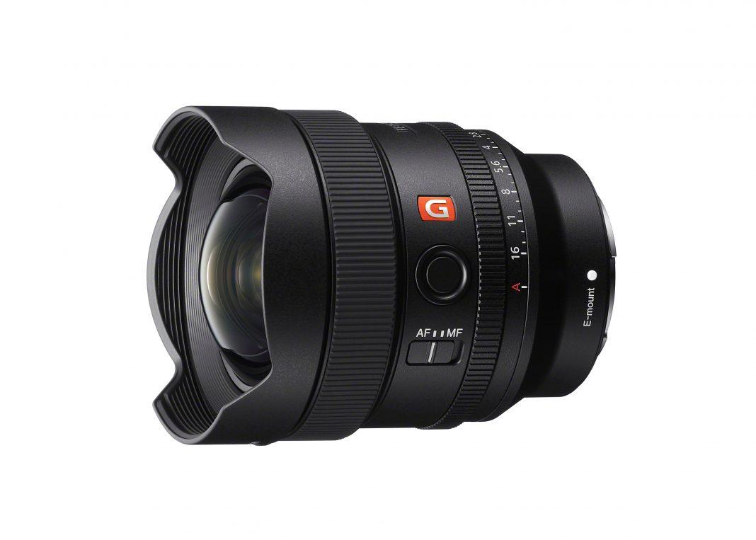 Sony obiektyw superszerokokątny FE 14mm F1.8 G Master