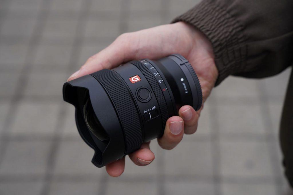 Obiektyw superszerokokątny Sony FE 14mm F1.8 G Master