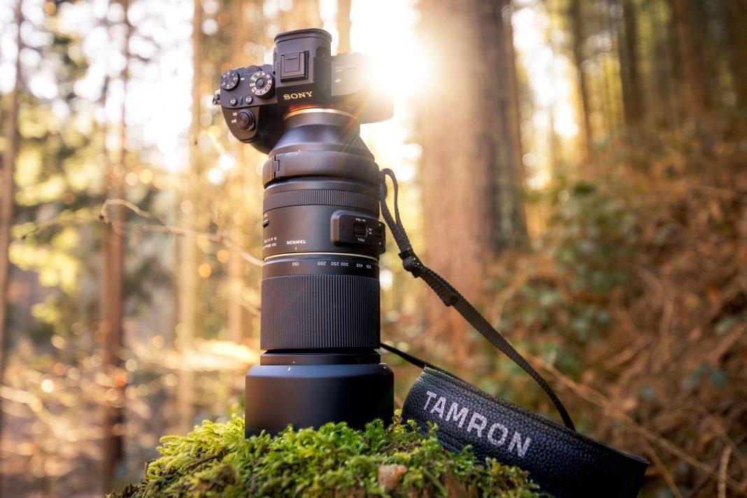 TAMRON kompaktowy ultra-teleobiektyw zmiennoogniskowy 500mm do pełnoklatkowych bezlusterkowych aparatów Sony z mocowaniem E.